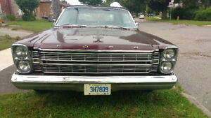 1966 FORD GALAXIE 500 FOR SALE!