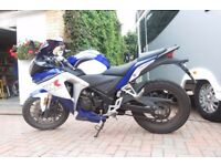 WK SP250 Sports bike - 2015 - Great condition - Very low mileage