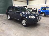 2008 Land Rover freelander se td4 sat nav Bluetooth leather sunroof guaranteed cheapest in country