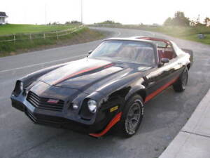 1981 Z28 Camaro For Sale