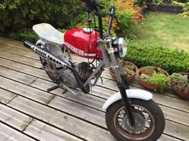 Fanfic diablo moped