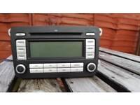 Mk5 vw car radio/mp3