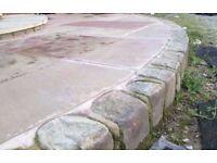 Rustic - Stone - Setts - Cobbles - Edging - Driveway - Block Paving
