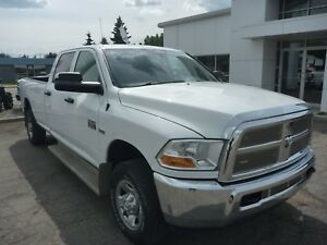 2012 RAM 2500 ST 4x4, bluetooth, automatic, P.S.T paid.