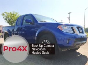 2015 Nissan Frontier Pro4X   Low KMs   Off-Road Ready