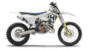 2018 Husqvarna TX 300 Off Road Beauty! How can you resist?