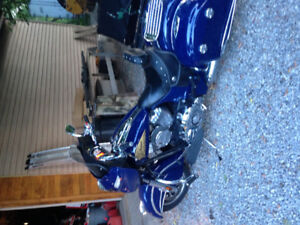 Indian Chieftain - 2014 Like Brand New