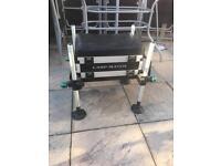 Carp match box leeda seat box