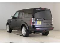 Land Rover Discovery SDV6 LANDMARK (black) 2016-09-03