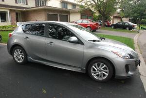 2013 Mazda Mazda3 Sport GS SKYACTIVE Hatchback