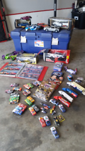 small collection NASCAR and other stuff
