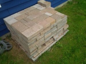 Lanscaping pavers