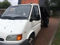 1998 Ford transit tipper