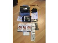 Polaroid Instant Z2300 camera with 246 films & all accessories