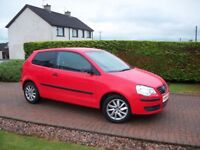 2006 VOLKSWAGEN POLO E 55 3 DOOR *ONLY 19,780 MILES* GROUP 3 INSURANCE!