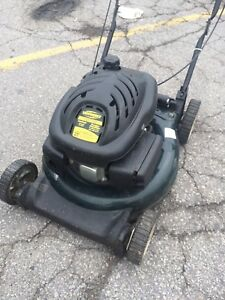 "Yardworks 21""lawnmower 173cc"