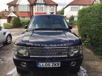 Cheap Range Rover vogue HSE 3.0l (cream leather)