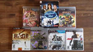 Jeux de PS3 à 5$ ou bundles