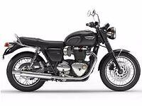 Triumph BONNEVILLE T120 BLACK 1200cc