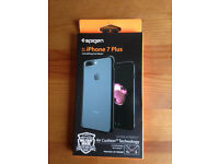 iPhone 7 Plus Case Ultra Hybrid Black