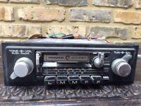 Vintage Pioneer KP-5800E Cassette car stereo