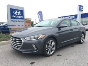 2017 Hyundai Elantra GLS BACK UP CAMERA, SUNROOF, HEATED SEATS