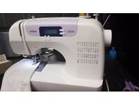 Brother BC2100 sewing machine - computerised