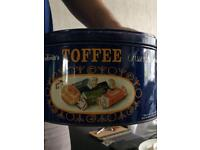 Mackintosh toffee tin vintage