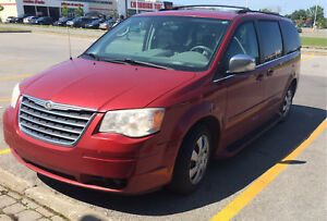 2008 Chrysler Town & Country Stow N Go $5800