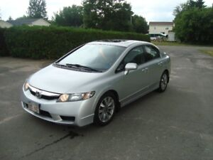 2010 HONDA CIVIC EXL 4DR $ 6995 PLUS THE HST