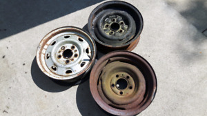 Ford 14 inch rims
