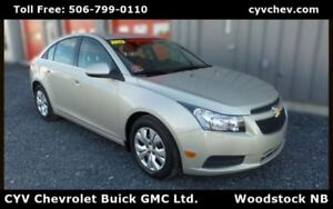 2013 Chevrolet Cruze LT Auto - $8/Day - Power Seat, Rear Camera