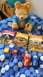 TJ Bearytales reading system  $25 takes