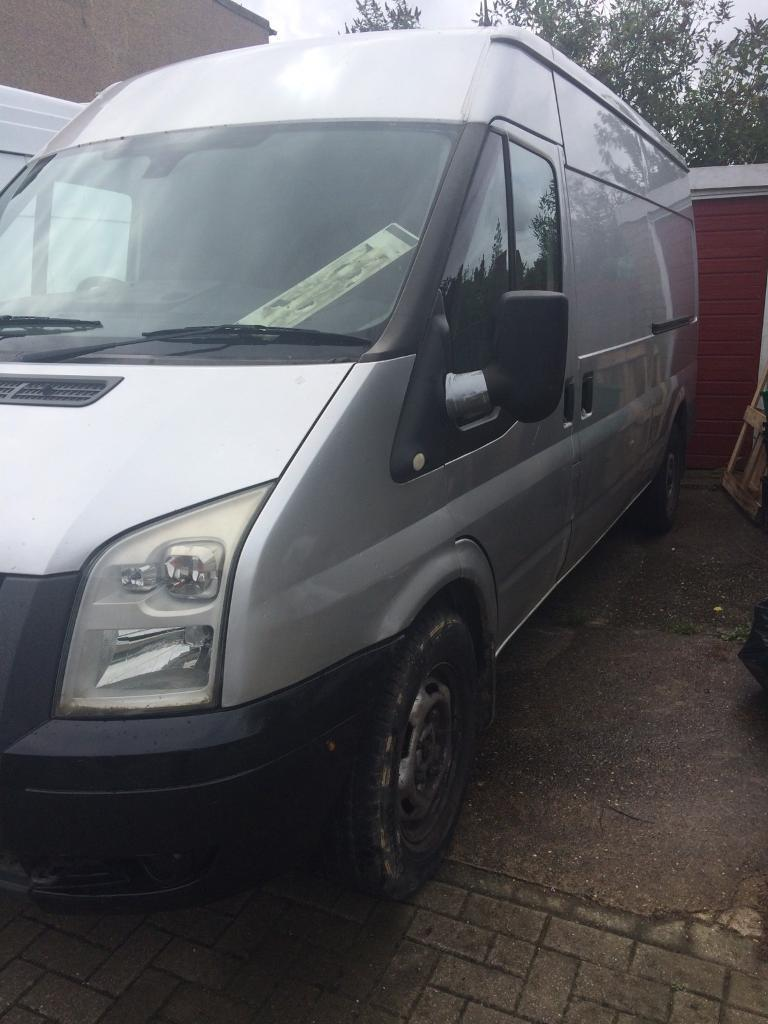 Ford Transit Spares Or Repairs  Needs Engine