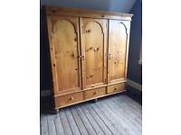Bedroom furniture £350