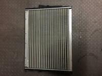 BMW e46 330 alloy radiator