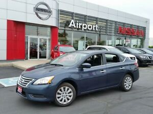 2015 Nissan Sentra S LOADED,AUTO,AIR,ABS,PW,PL