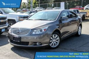 2012 Buick LaCrosse Convenience Group Navigation, Sunroof, an...