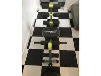 Wonder Core 2 - As seen on TV, like new, home workout system, multi gym, ab crunches, toning