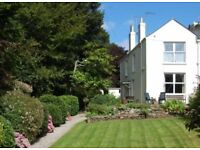 Falmouth - Penstraze Cottage, 3 bed house with large garden, close to Gylly beach Sep -Mar '18