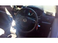 2004 Vauxhall Zafira 1.8i Exclusiv 5dr Manual Petrol Estate