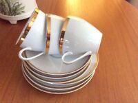 Czechoslovakia dinner set tea set ect