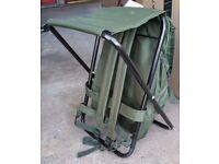 Hiking, Camping, Fishing Rucksack Chair