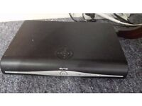 Sky tv box with remote