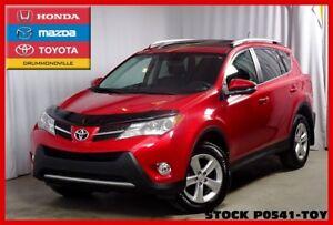 2014 Toyota RAV4 XLE/AWD/BAS KM/TOIT OUVRANT
