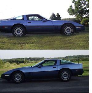 84 Corvette