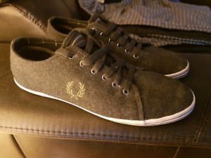Souliers fred perry shoes