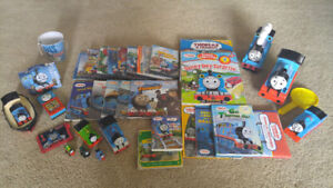 Thomas the Train and friends lot
