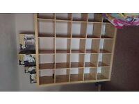 Room divider/shelfs