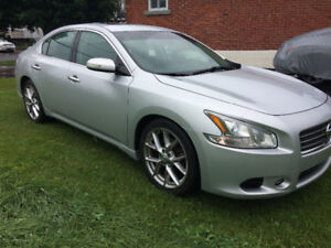 NISSAN MAXIMA LIMITED NAVIGATION